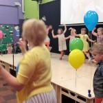 dancing moments